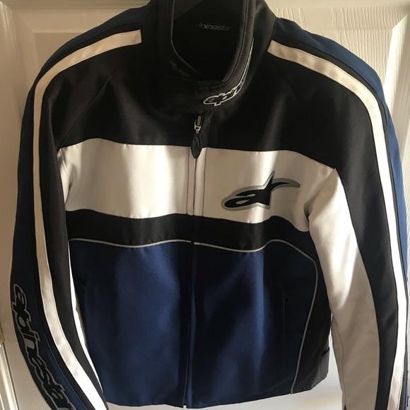 Alpinestars Motorcycle Jacket >> Alpinestars Jackets Coats Womens Alpine Star Motorcycle Jacket